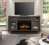 Dimplex Paige Electric Fireplace Media Console Realogs(XHD) GDS26L8-1858NB