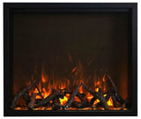 "Amantii 48"" TRD Electric Fireplace Logs"