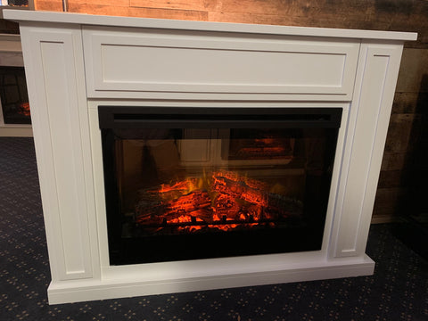 Lilyfield Custom Mantel Electric Fireplace DF3033ST