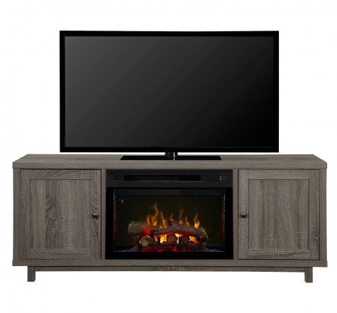 Dimplex Jesse Electric Fireplace Media Console Log Set GDS25L5-1908IM