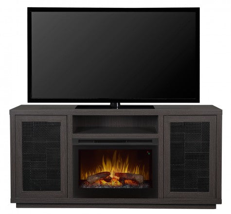 Dimplex Swayze Electric Fireplace Media Console Log Set GDS25L5-1917NH