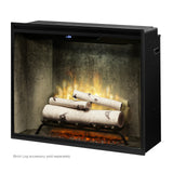 "Dimplex Revillusion 36"" Birch Logs Portait Built-in Firebox - RBF36PWC"