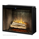 "Revillusion 36"" Portait Wood Cut Built-in Firebox - RBF36PWC"