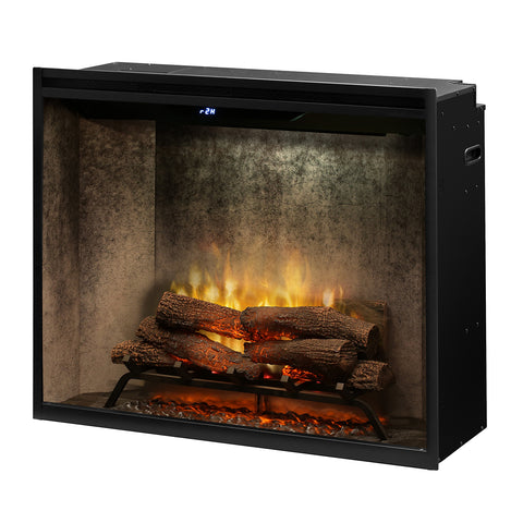 "Dimplex Revillusion 36"" Portait Built-in Firebox - RBF36PWC"