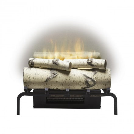 "Dimplex 20"" Revillusion Electric Birch Log Set - RLG20BR"
