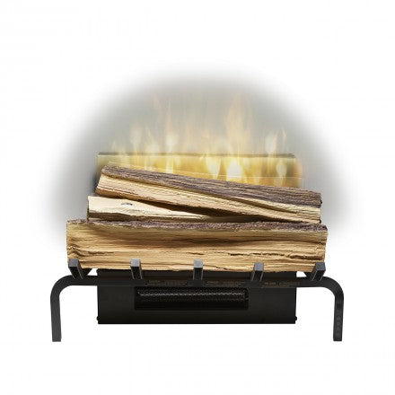 "Dimplex 20"" Revillusion Plug-in Electric Fresh Cut Log Set - RLG20FC"