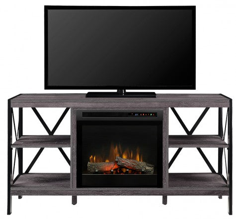 Dimplex Ramona Electric Fireplace Media Console Realogs(XHD) GDS23L8-1974AU