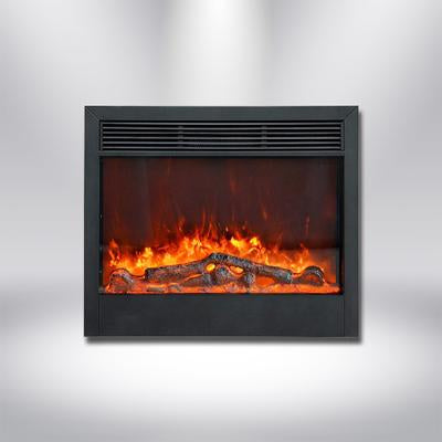 "Dynasty Zero Clearance 39"" Plug-in Electric Fireplace - SD-39"