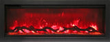 Amantii Symmetry Series Electric Fireplace