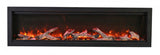 Amantii SYM-50 BESPOKE Logs Series Electric Fireplace