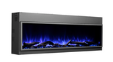 "Dynasty Harmony Series Builders Box Built-in 80"" Electric Fireplace - DY-BEF80"