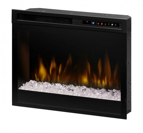 "Dimplex Multi-Fire XHD 23"" Plug-In Electric Firebox Acrylic Ice XHD23G"