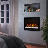 "Dimplex 26"" Plug-in Acrylic Ice Built-in Electric Firebox -"
