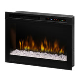"Acylic Ice 26"" Plug-in Electric Firebox"