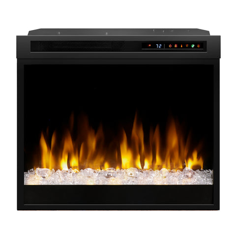 "Dimplex Multi-Fire XHD 28"" Plug-In Electric Firebox - XHD28G"