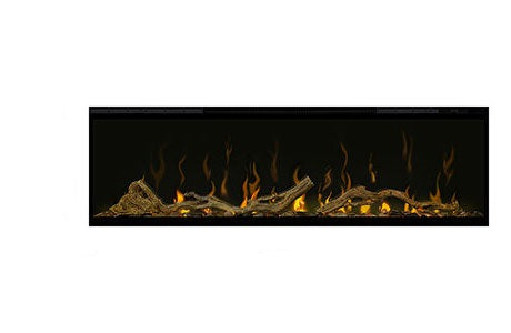 Dimplex Ignite 50 inch Linear Electric Fireplace Wall mount XLF50
