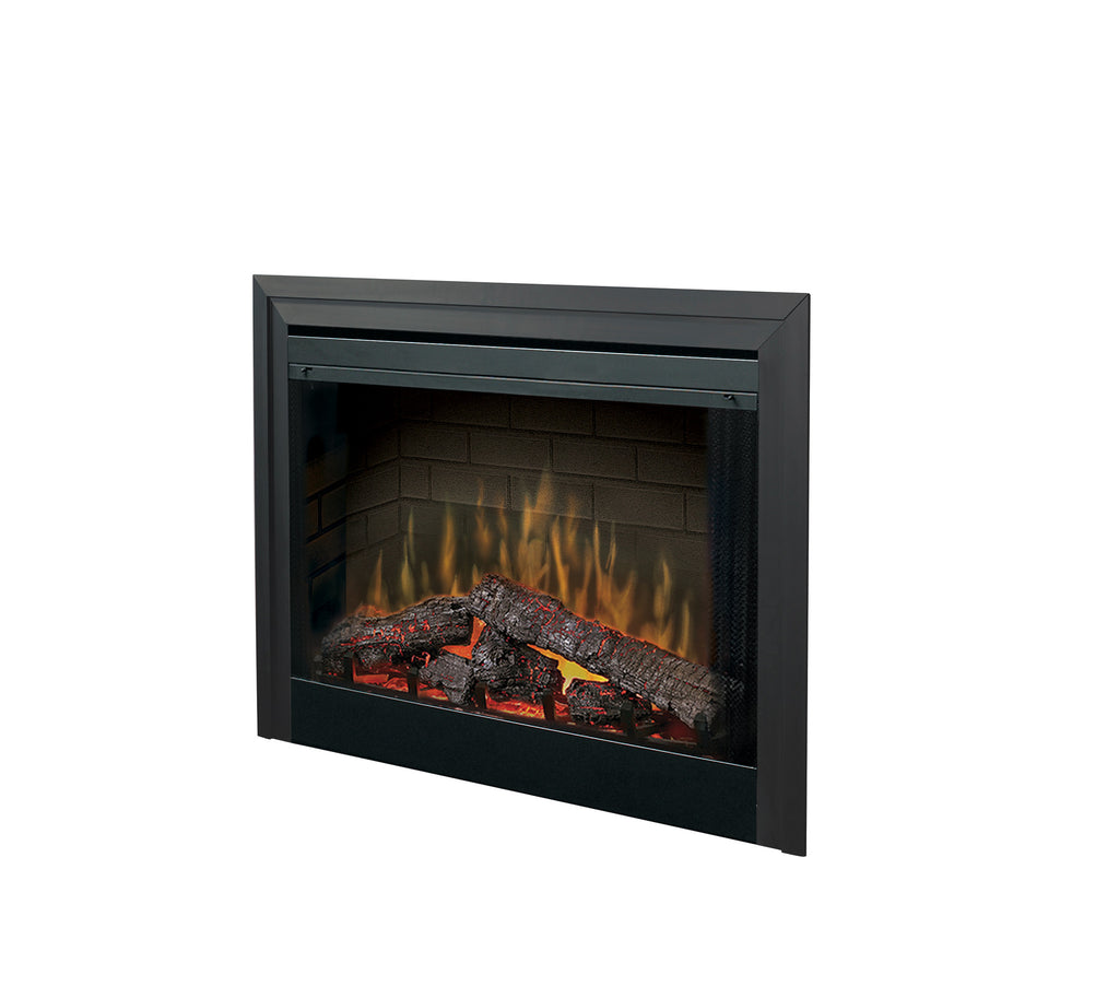 Fine 39 Deluxe Built In Electric Firebox Dimplex Insert Bf39Dxp Download Free Architecture Designs Sospemadebymaigaardcom