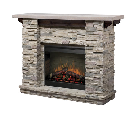 Dimplex Featherston Electric Fireplace Mantel Package - GDS26L5-1152LR