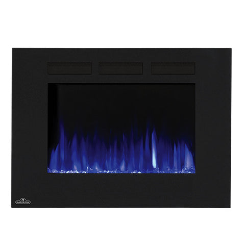 "Napoleon 32"" Allure Wall Mount Electric Fireplace- NEFL32FH"