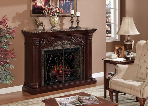 Classic Flame Astoria Electric Fireplace Mantel