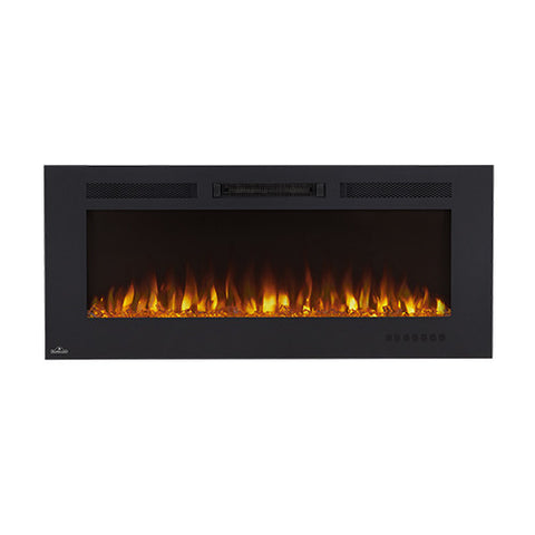 "Napoleon 50"" Allure Phantom Wall Mount Electric Fireplace - NEFL50FH-MT"