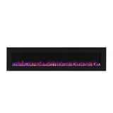 "Napoleon 100"" Allure Wall Mount Electric Fireplace - NEFL100FH"