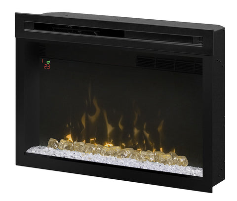 "33"" Multi-Fire XD Electric Firebox Acrylic Ice Dimplex"