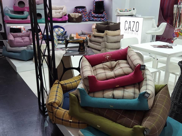 Cazo Dog Bed Premium Luxury Collection