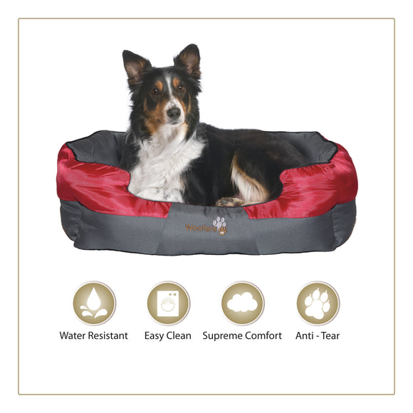 Woofers Boyne Dog Bed Large - Dog Nappers Dog Beds