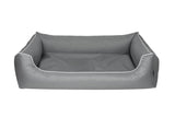 Cazo Maxy Dog Bed | Grey - Dog Nappers Dog Beds