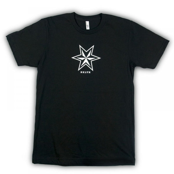 Men's BKLYN Star Black