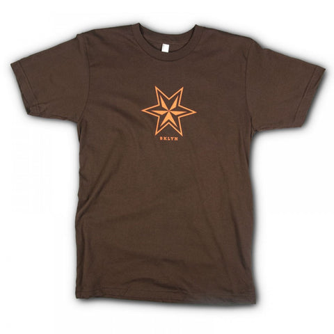 Men's BKLYN Star Brown