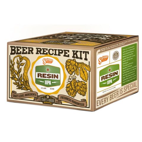 Craft-a-Brew RESIN Materials Kit