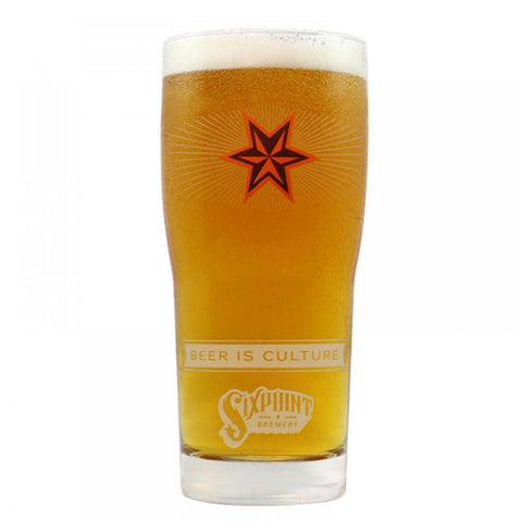 Stackable Star Pint Glass