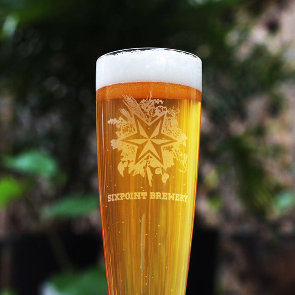 15 oz. Tall Pilz Glass