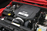 2012-2016 Jeep Wrangler JK (3.6) 1JK214-SCI High Output Intercooled SYSTEM with P-1sc-1
