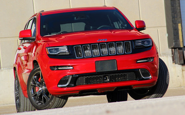2016-12 Grand Cherokee SRT8 (6.4) 1DL204-SCI High Output Intercooler TUNER KIT with P-1SC-1
