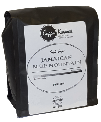 100% Jamaican Blue Mountain (Specialty Coffee)