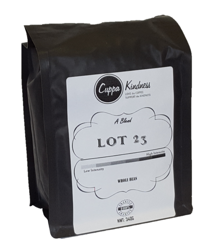 Lot 23  Coffee, Low Intensity (Regular Coffee)