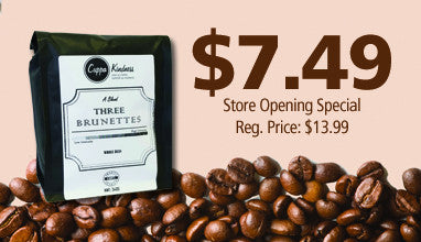 Best online coffee deal in Canada from Cuppa Kindness, offering top rated fresh roasted coffee beans for coffee lovers.