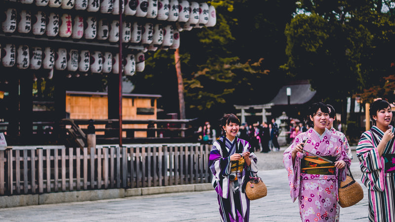 Top Ten Places to Wear Kimono!
