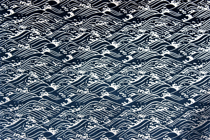 Stormy Sea washi paper