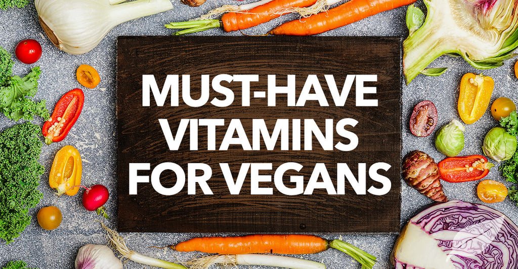 Vegan Vitamins and Supplements: What you must know about