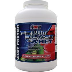 Buy 4 Ever Fit, Fruit Blast the Whey, Strawberry Kiwi 4.4 lbs at Herbal Bless Supplement Store