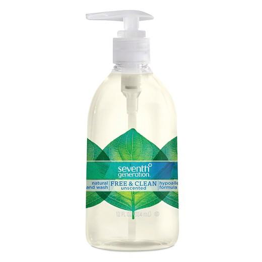 Buy 7th Gen®, 12oz Free & Clear Liquid Hand Wash at Herbal Bless Supplement Store