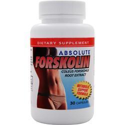 Buy Absolute Nutrition, Absolute Forskolin, 30 caps at Herbal Bless Supplement Store