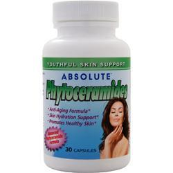 Buy Absolute Nutrition, Absolute Phytoceramides, 30 caps at Herbal Bless Supplement Store