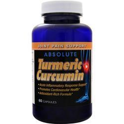 Buy Absolute Nutrition, Absolute Turmeric Curcumin, 60 caps at Herbal Bless Supplement Store