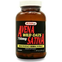 Buy Action Labs, Avena Sativa (Wild Oats), 100 tabs at Herbal Bless Supplement Store