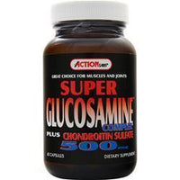 Buy Action Labs, Super Glucosamine plus Chondroitin (500mg), 60 caps at Herbal Bless Supplement Store
